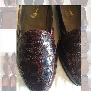 862c1284960 Romano Martegani Shoes - Men s Italian Leather Loafers oxblood maroon